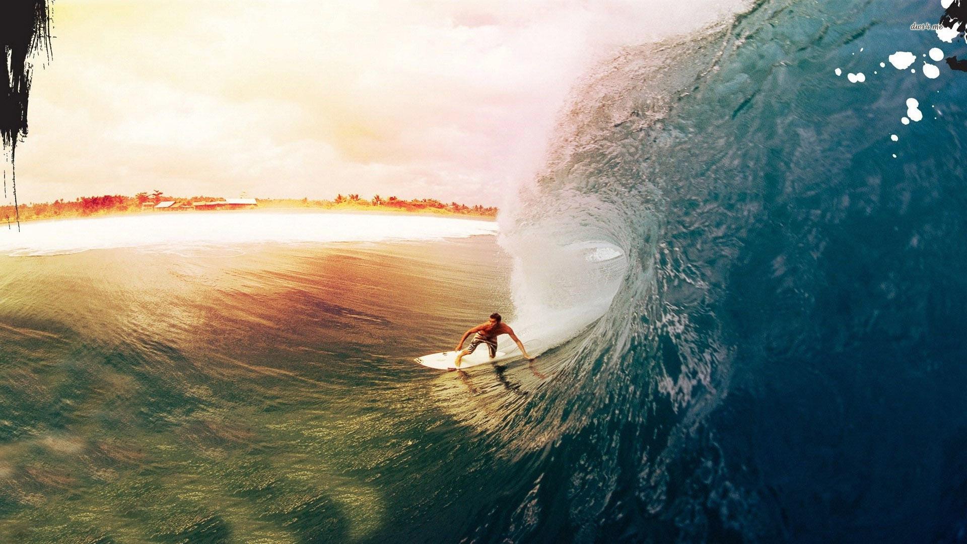 Surfer Wallpaper - MixHD wallpapers