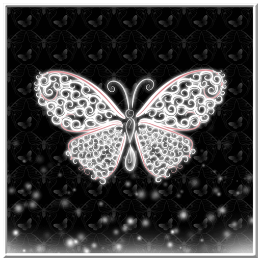Butterflies On Water Live Wallpaper Kindle Fire Apps 512x512