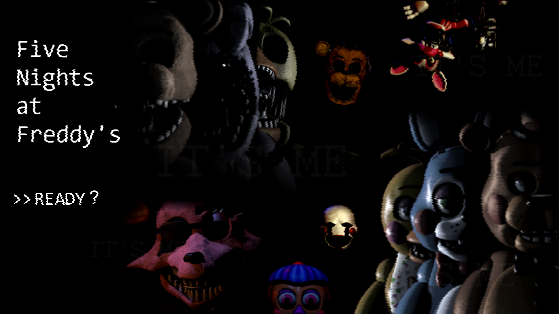 Free Download Five Nights At Freddys Wallpaper By Thatonepyotr On