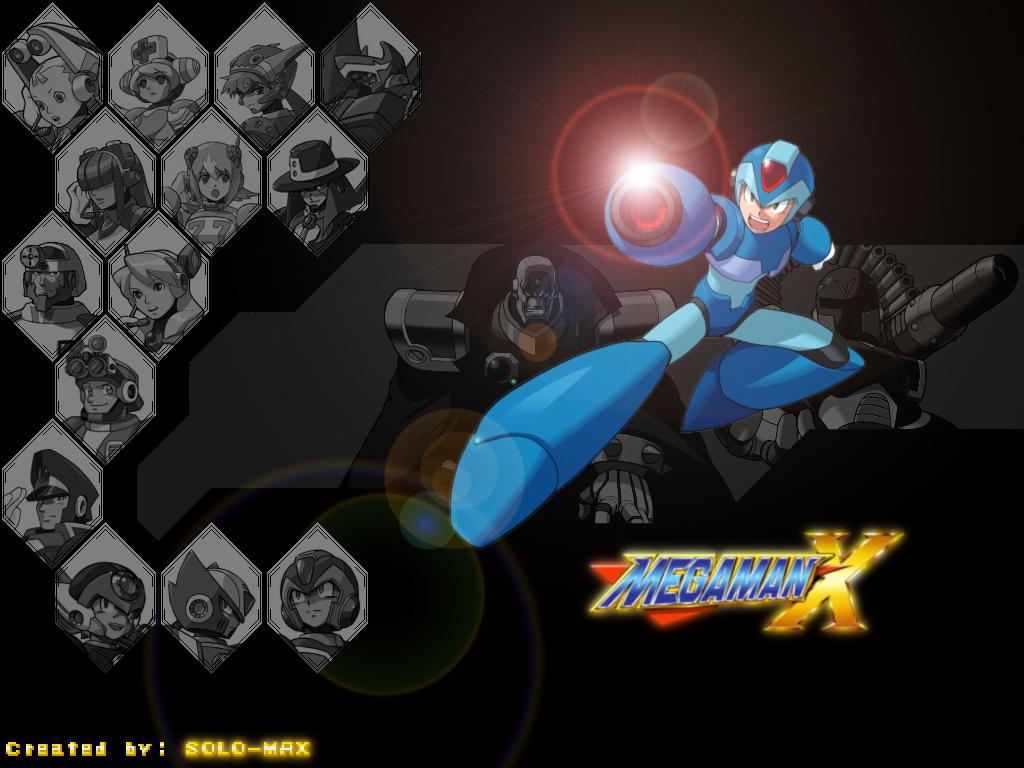 Download Mega Man X Wallpaper by puertorican12187 [1024x768