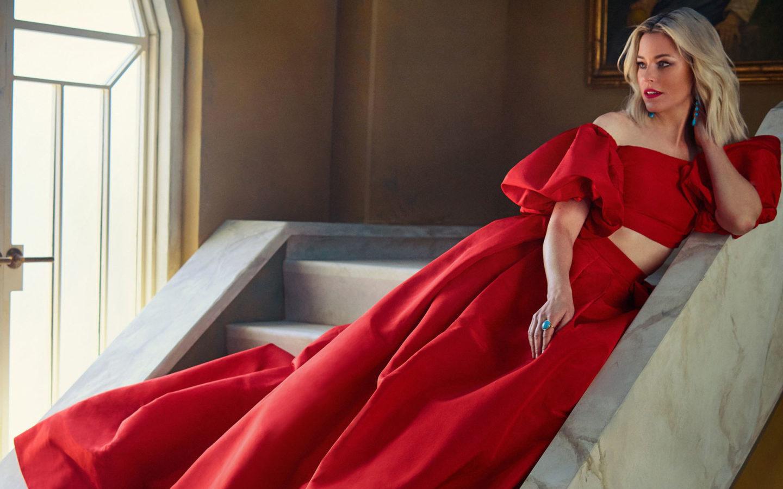 Elizabeth Banks Vanity Fair 4k Wallpapers HD Wallpapers 1440x900