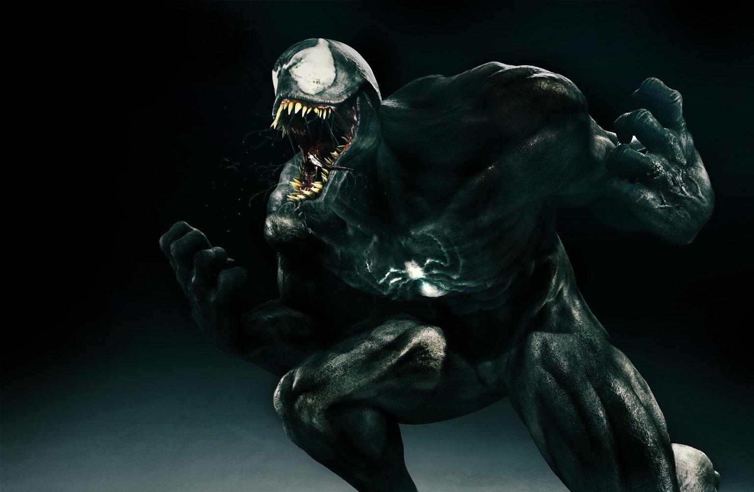 Marvel Venom Wallpaper Hd Wallpapersafari