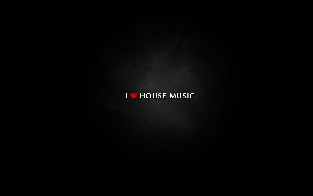 House Music Wallpapers 1280x800