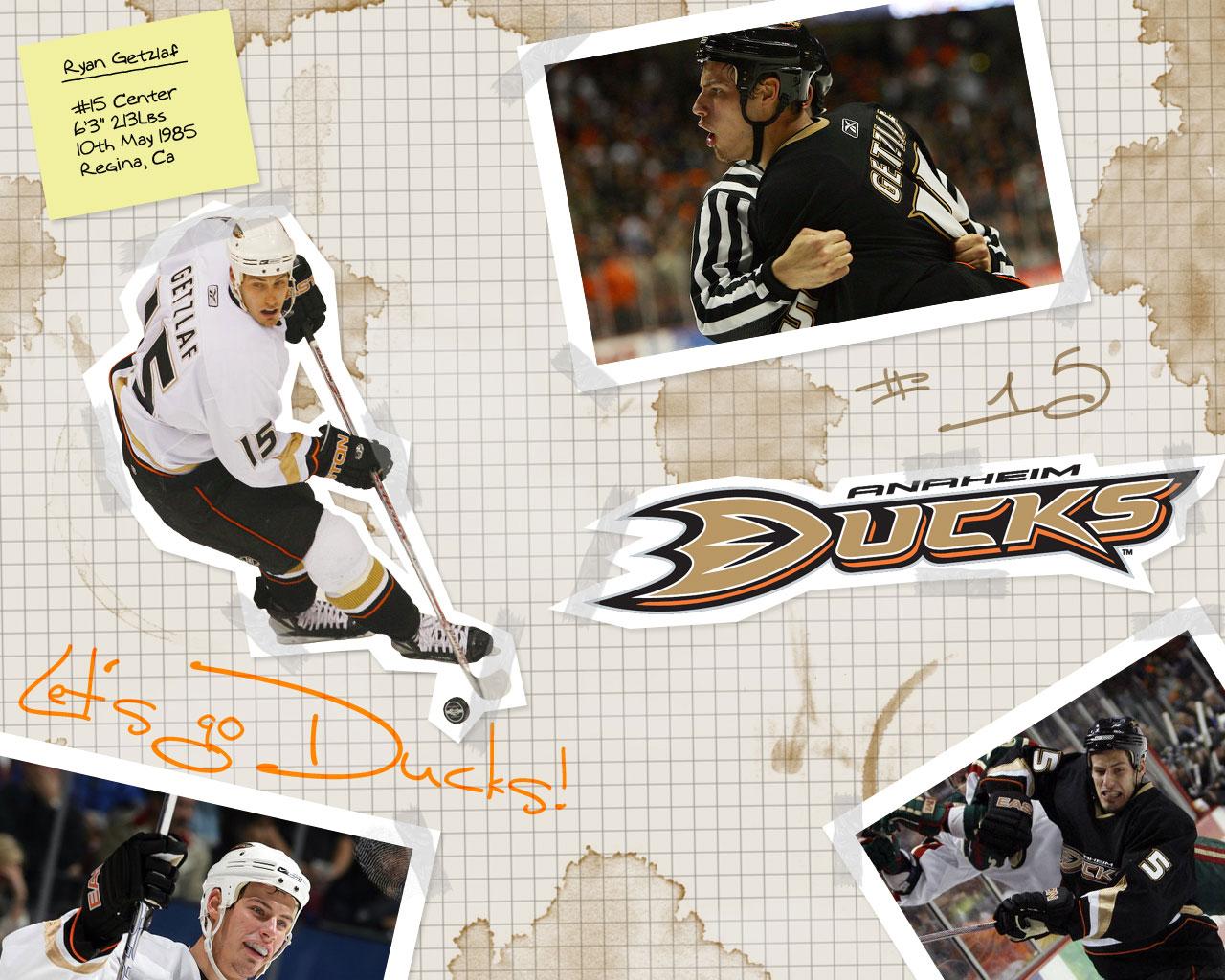 Ducks Hockey Wallpaper 1280x1024