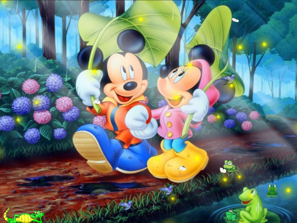 Download Now Disney Animated Wallpaper 980x737