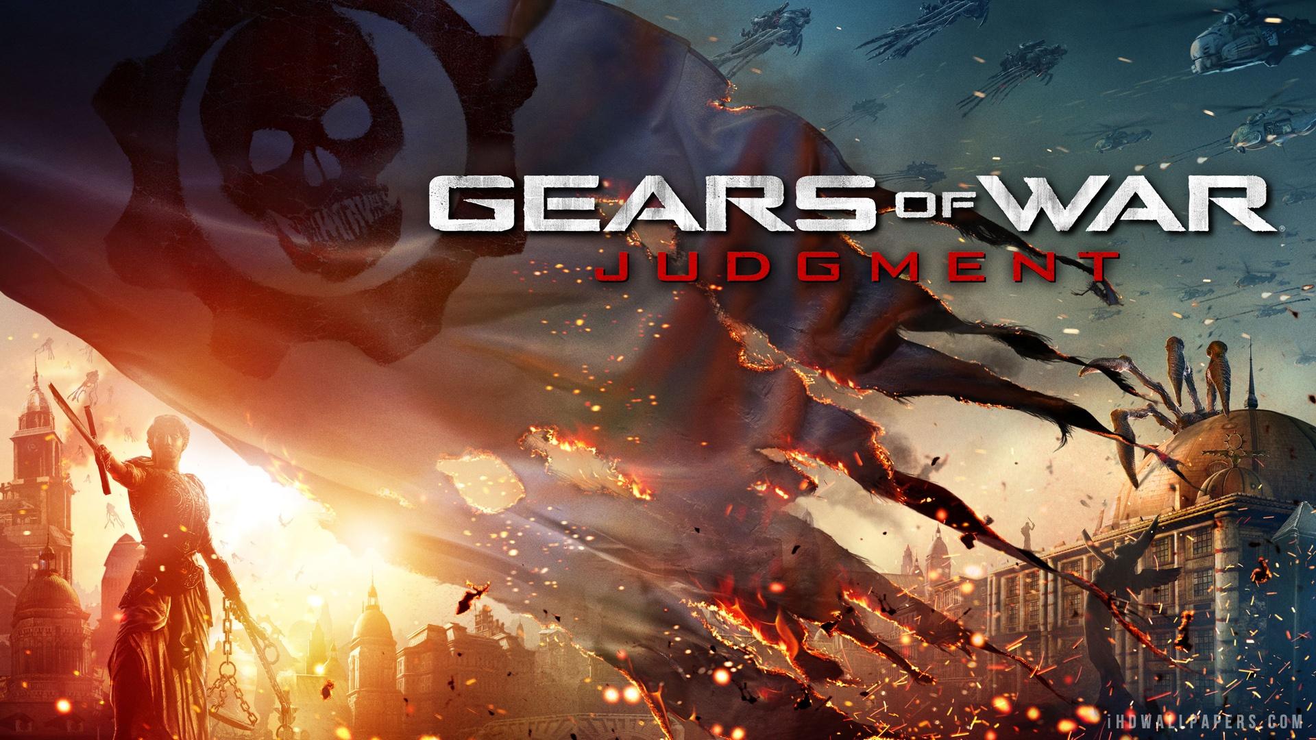 Gears of War Judgment Game HD Wallpaper   iHD Wallpapers 1920x1080