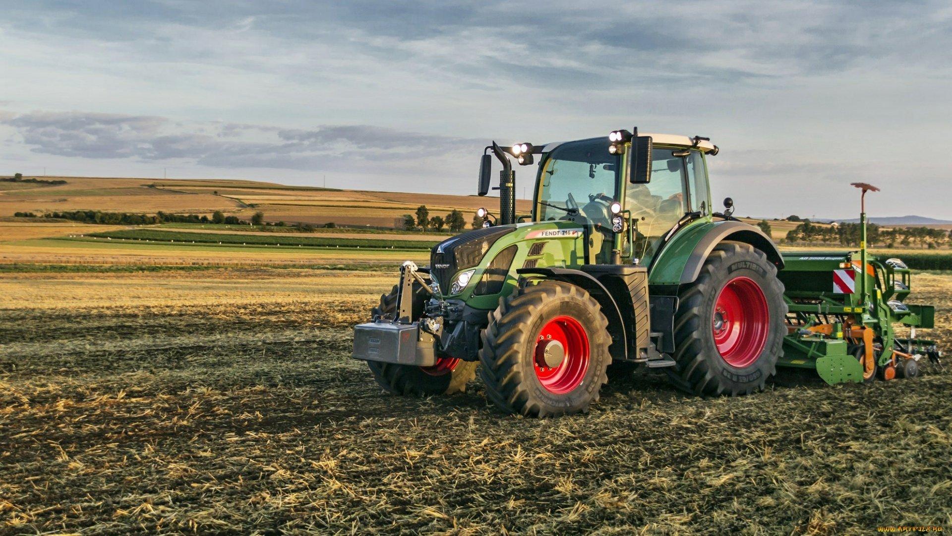 Tractor machine machinery vehicle wallpaper 1920x1080 1920x1080
