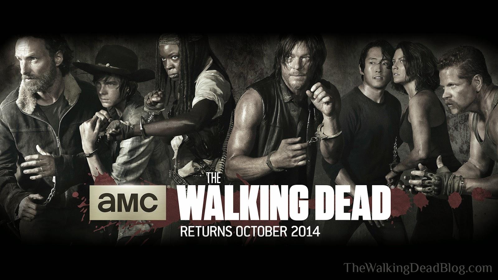 Free Download The Walking Dead Season 5 Wallpaper 1600x900 For