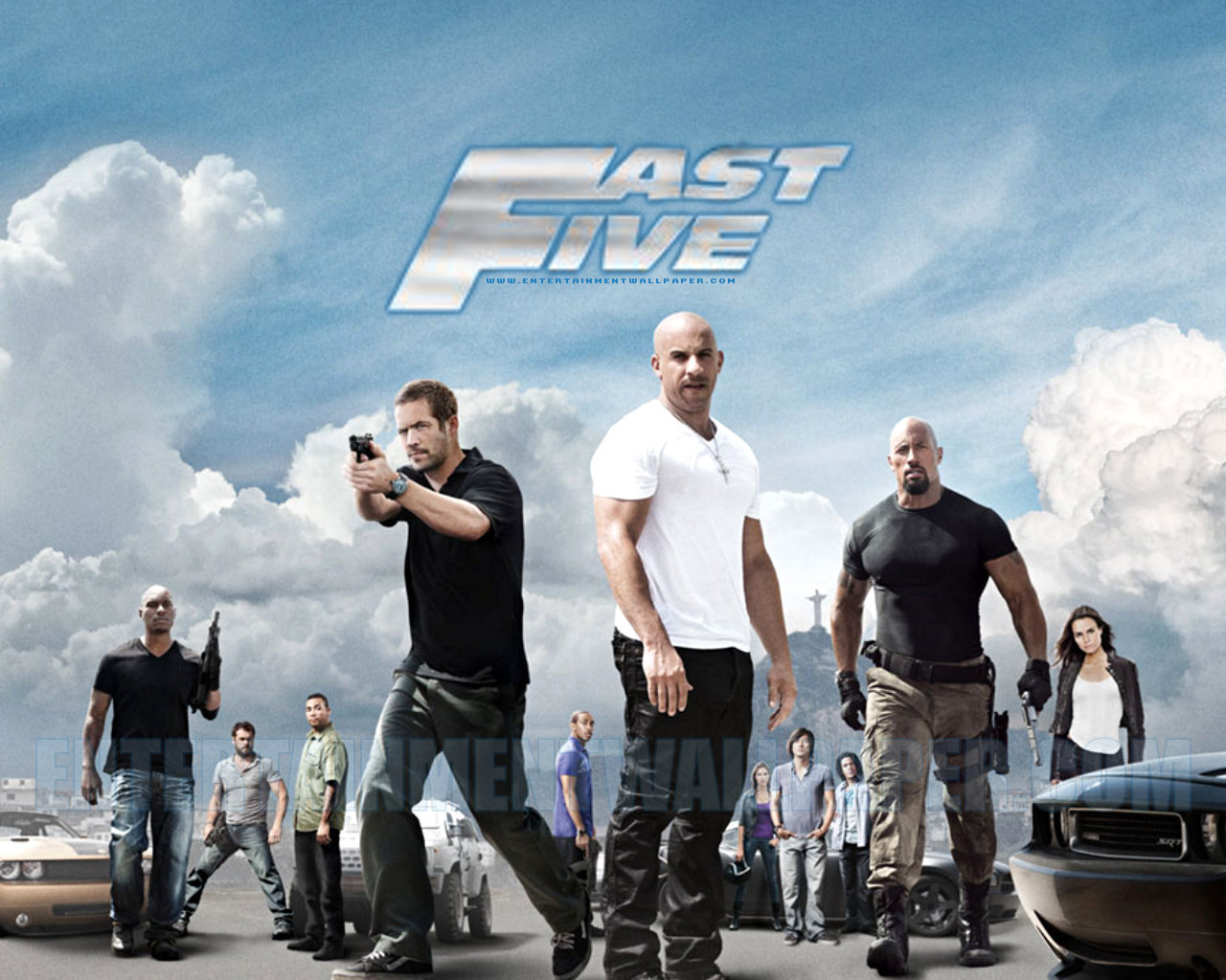 fast five wallpaper 10026064 size 1280x1024 more fast five wallpaper 1280x1024