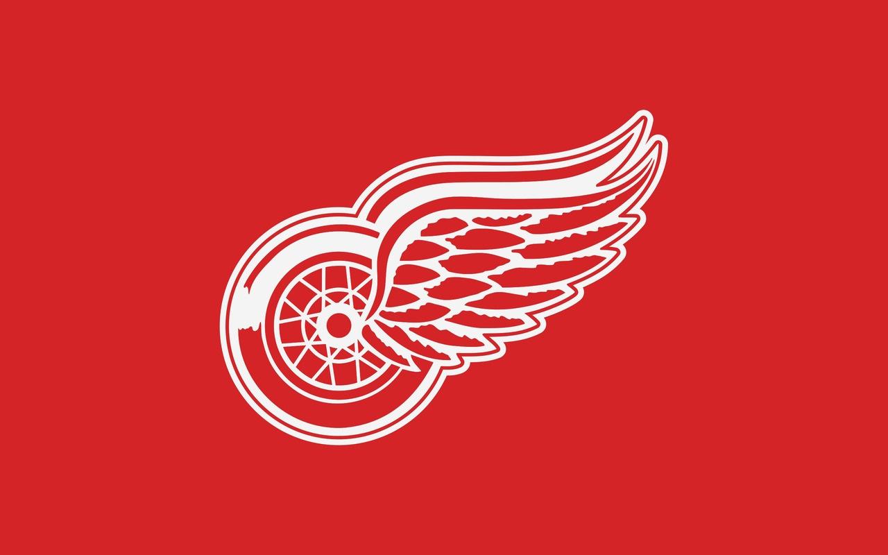 Detroit Red Wings Logo Wallpaperjpg 1280x800