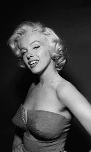 View Bigger Marilyn Monroe Live Wallpapers For Android Screenshot 307x512