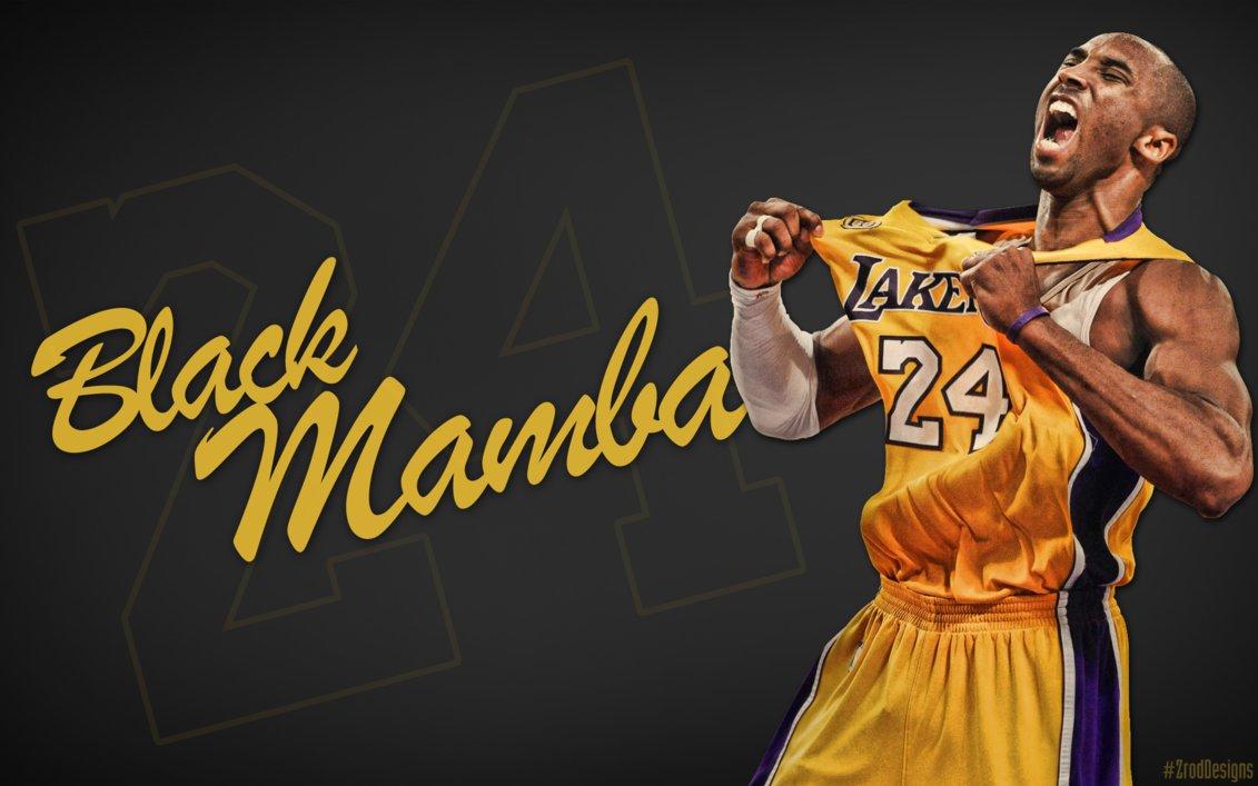 37+] Black Mamba Kobe Wallpaper on ...