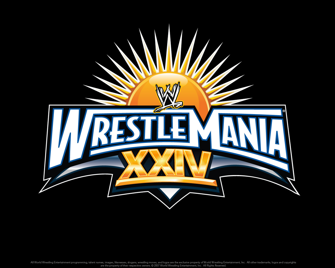 wallpapers Wrestle Mania 24 pictures WWE SuperstarsWWE wallpapers 1280x1024