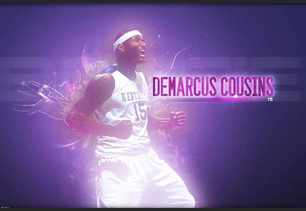 images wallpapers demarcus cousins kentucky wildcats wallpaper tweet 1024x704