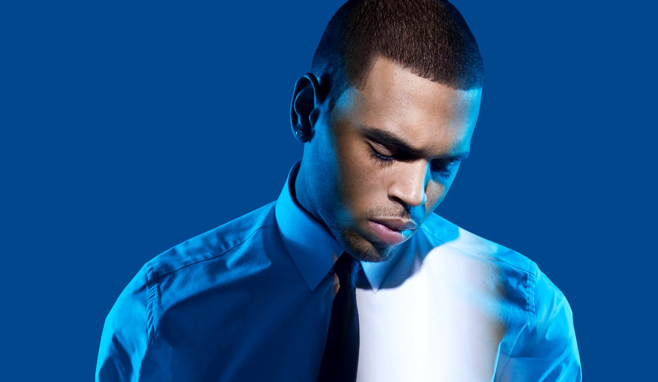 Chris Brown HD Desktop Wallpaper 1280x744
