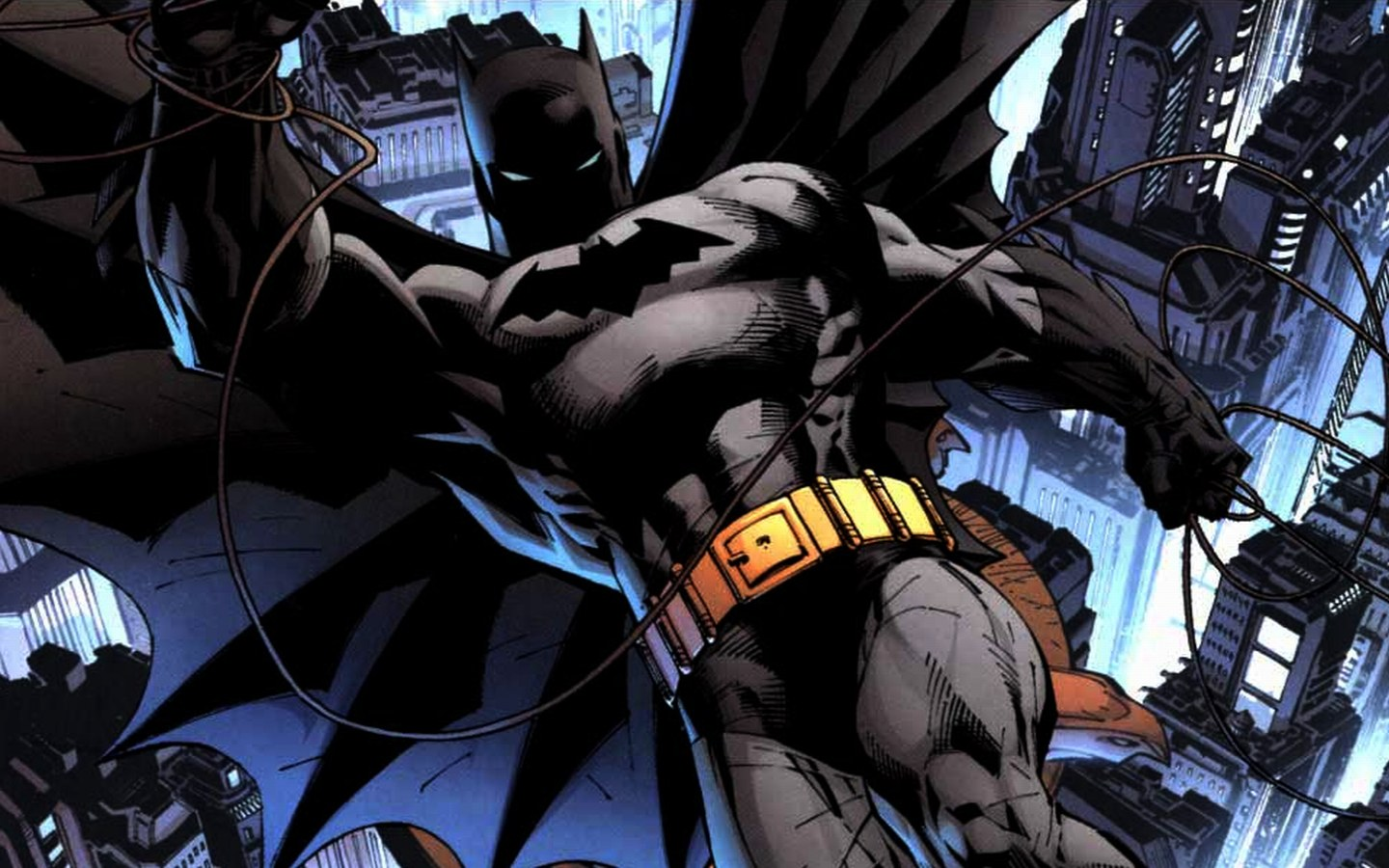 Batman DC Comics wallpaper background 1440x900