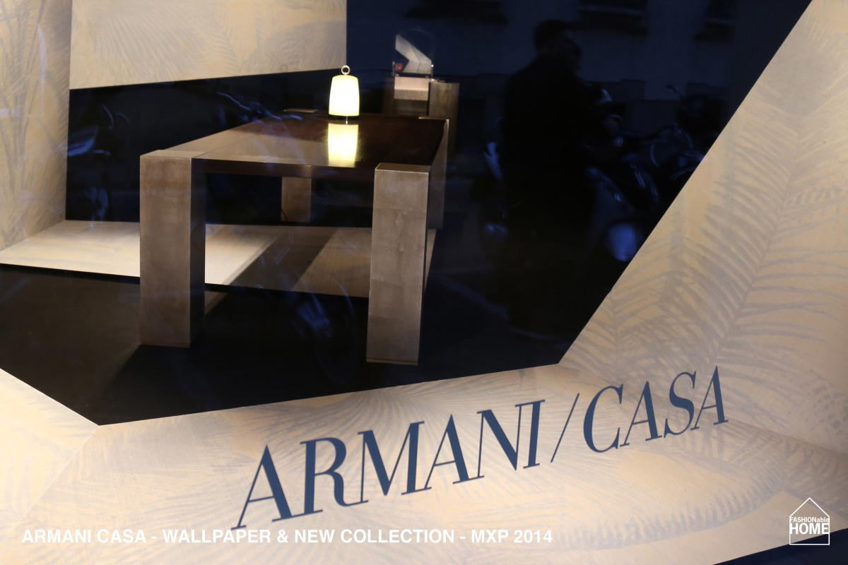 New ARMANI CASA Wallpapers collection items Milano 2014 1200x800