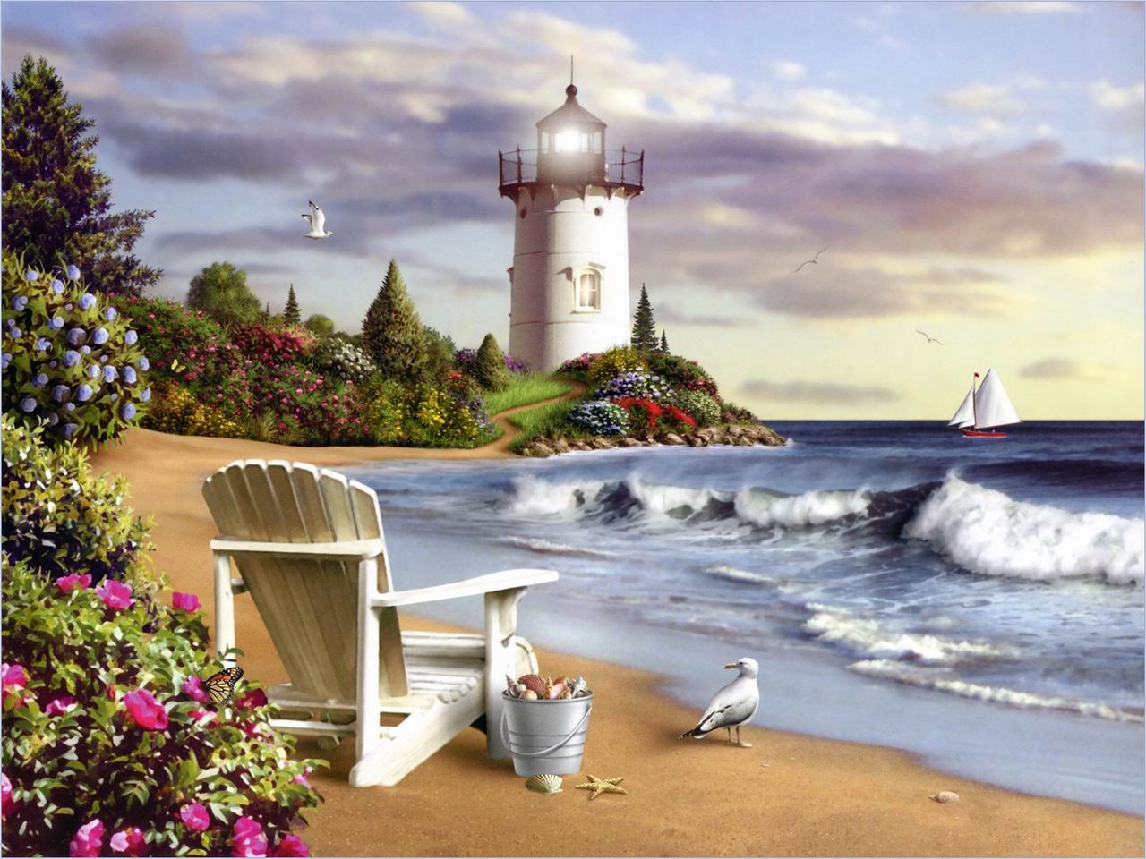 Lighthouses Pictures Lighthouses Wallpaper 1280x9603 Wallpaper 1280x960