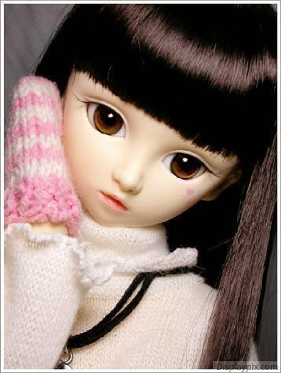 Unique HD Wallpapers 4U Cute Barbie Doll Sad HD Wallpaper 895x1187