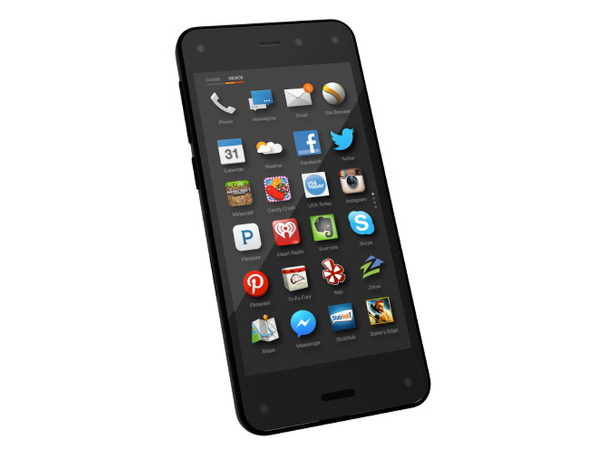 Amazon Amazon Fire Phone arrives with 3D features and Amazon 600x457