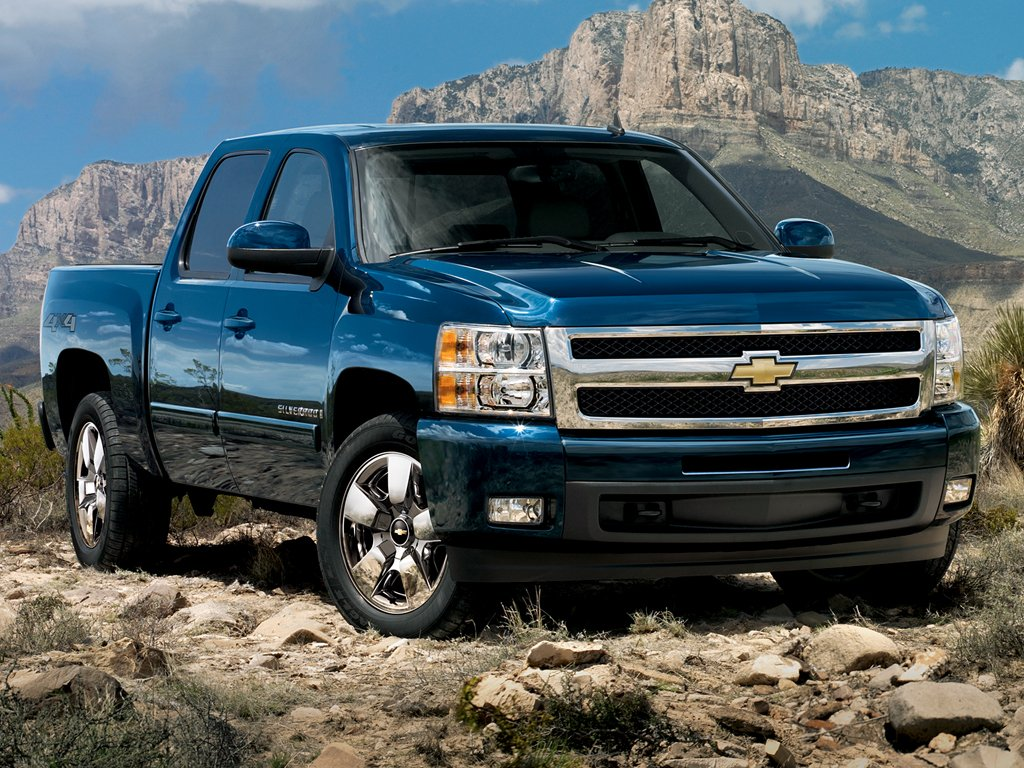 Chevrolet Silverado Cars family car motor car wallpaper car 1024x768