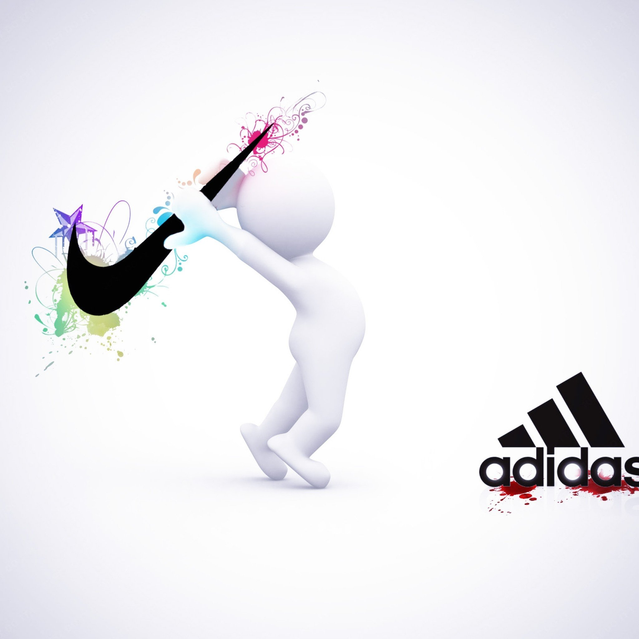 Cool Nike Wallpapers For Ipads iPad Wallpaper Gallery 2048x2048
