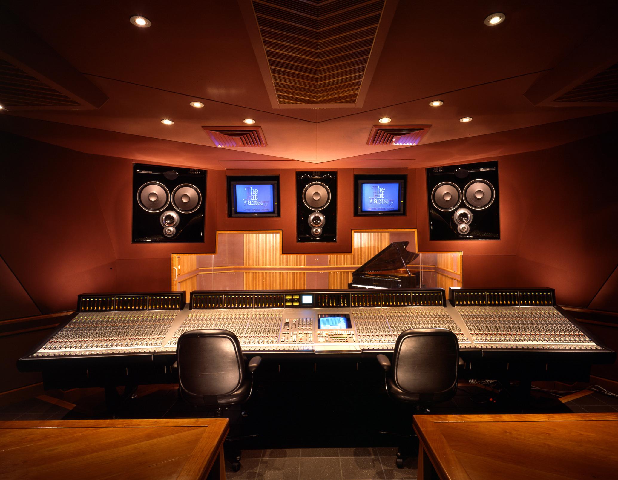 HD Recording Studio Wallpaper 2069x1607