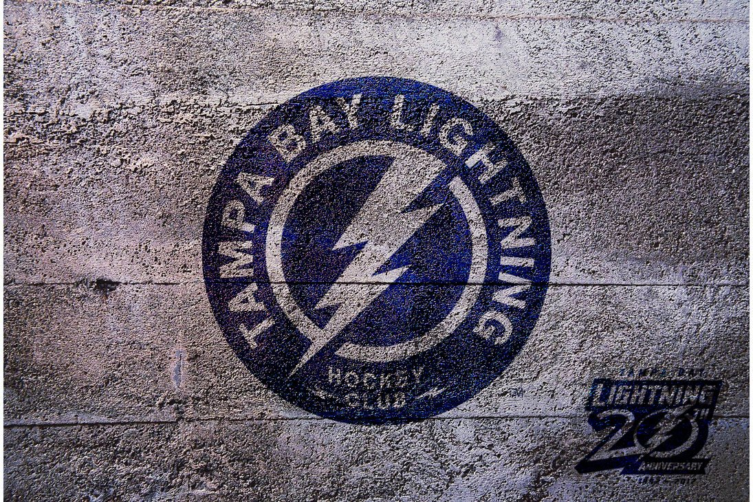 NHL Tampa Bay Lightning Shoulder Logo 2012 by Realyze 1095x730