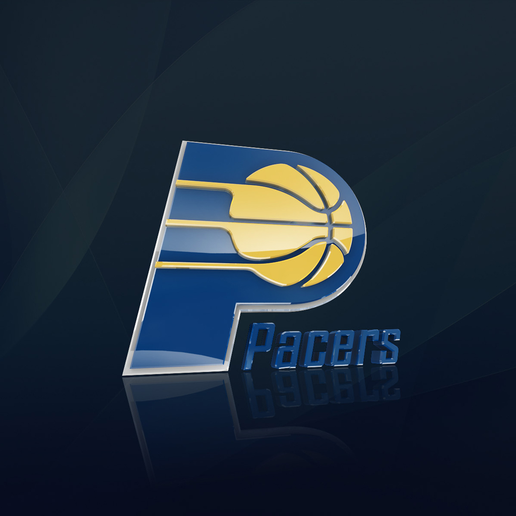 Indiana Pacers iPad Wallpaper Download iPhone Wallpapers iPad 1024x1024