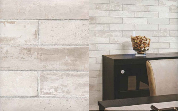Ll29532 Faux Brick Wallpaper   Industrial   Wallpaper   by The Fabric 600x376