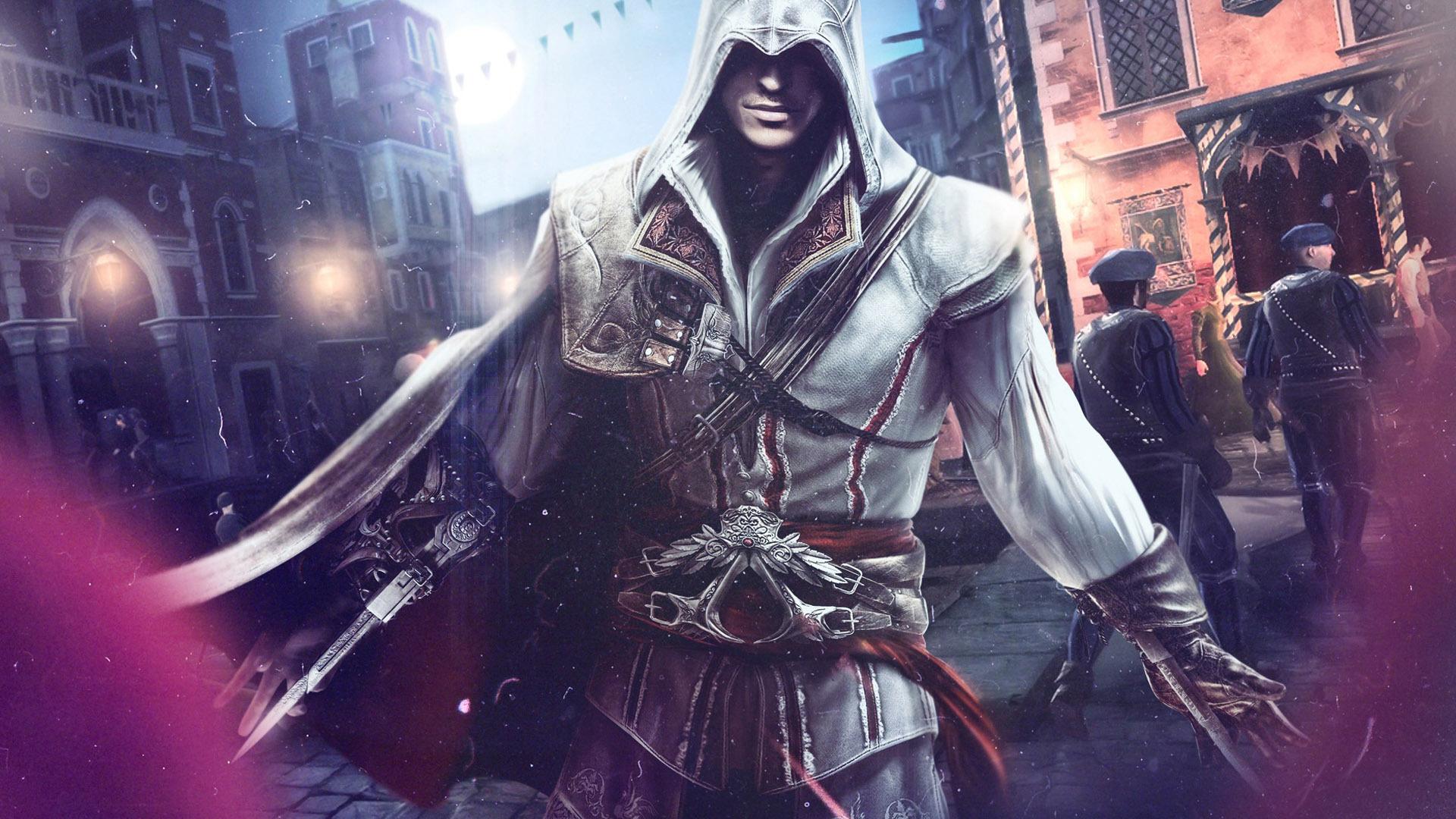 assassin creed 2 wallpaper wallpapersafari
