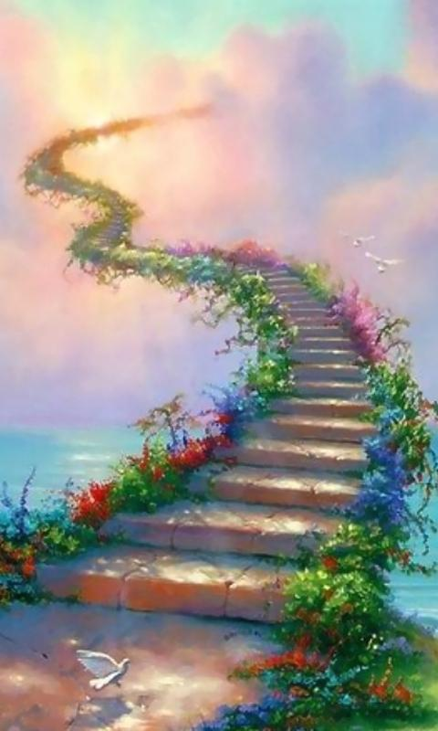 [48+] Heaven Wallpaper Backgrounds on WallpaperSafari