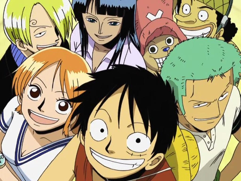 One Piece 1024x768