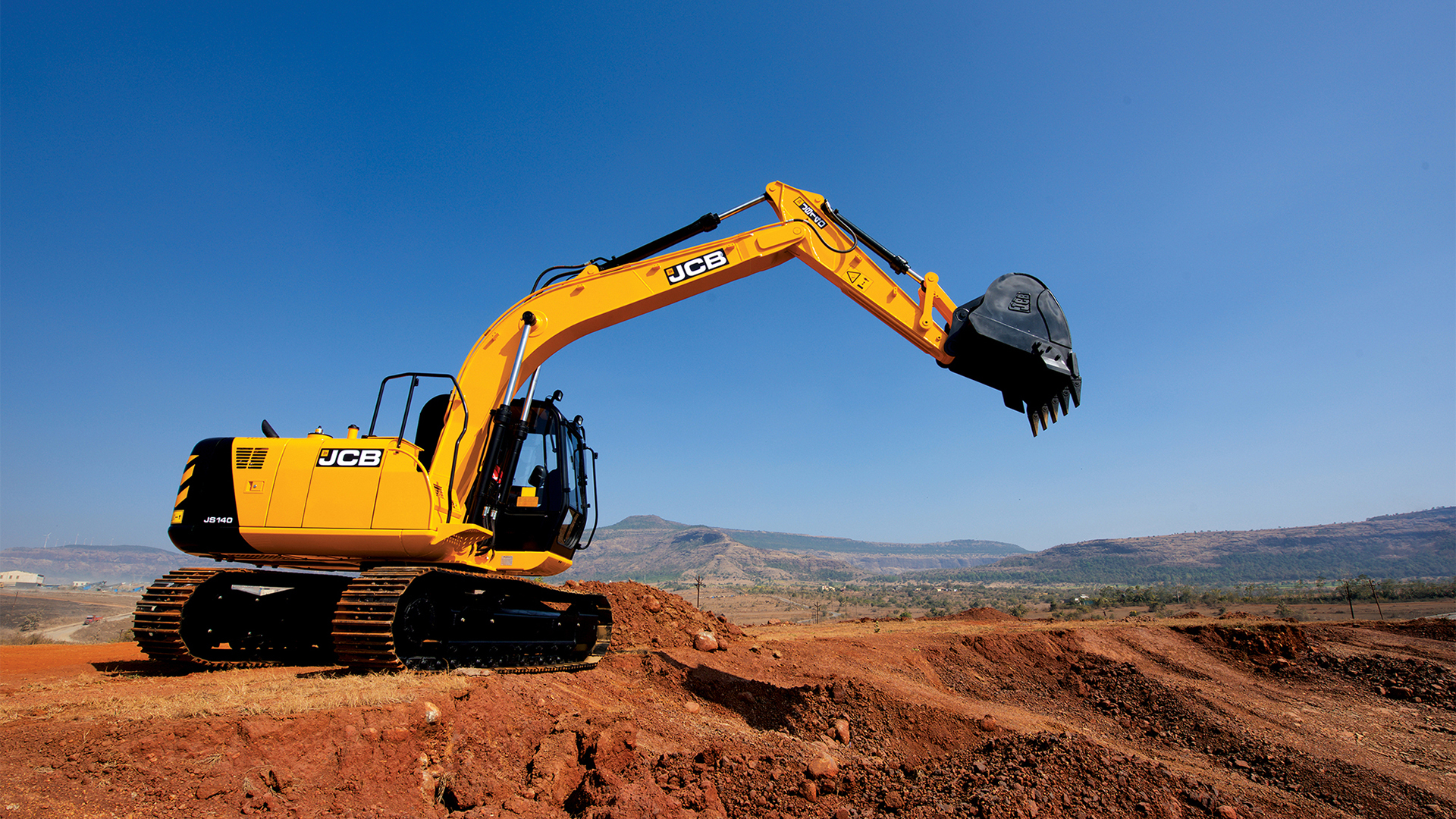 JCB Tracked Excavators Images JCB Excavator Images Wallpapers 1920x1080