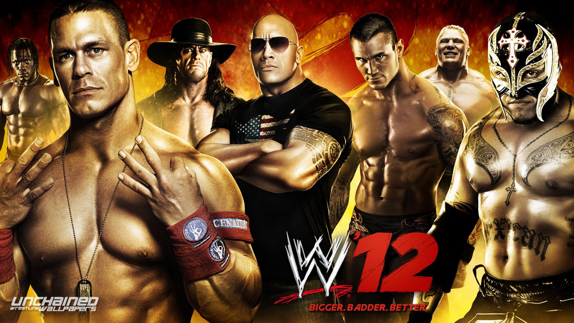 WWE Wallpapers HD 1920x1080