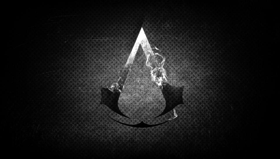 Assassins Creed III Logo PS Vita Wallpaper 960x544