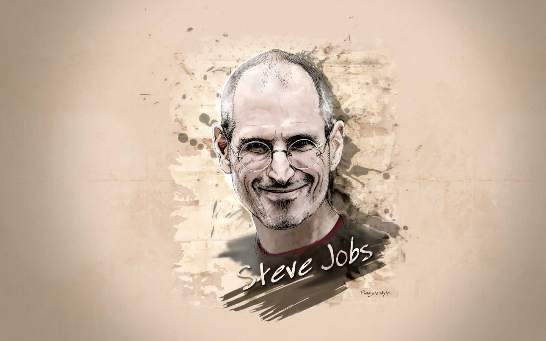 Steve Jobs wallpapers 1440x900