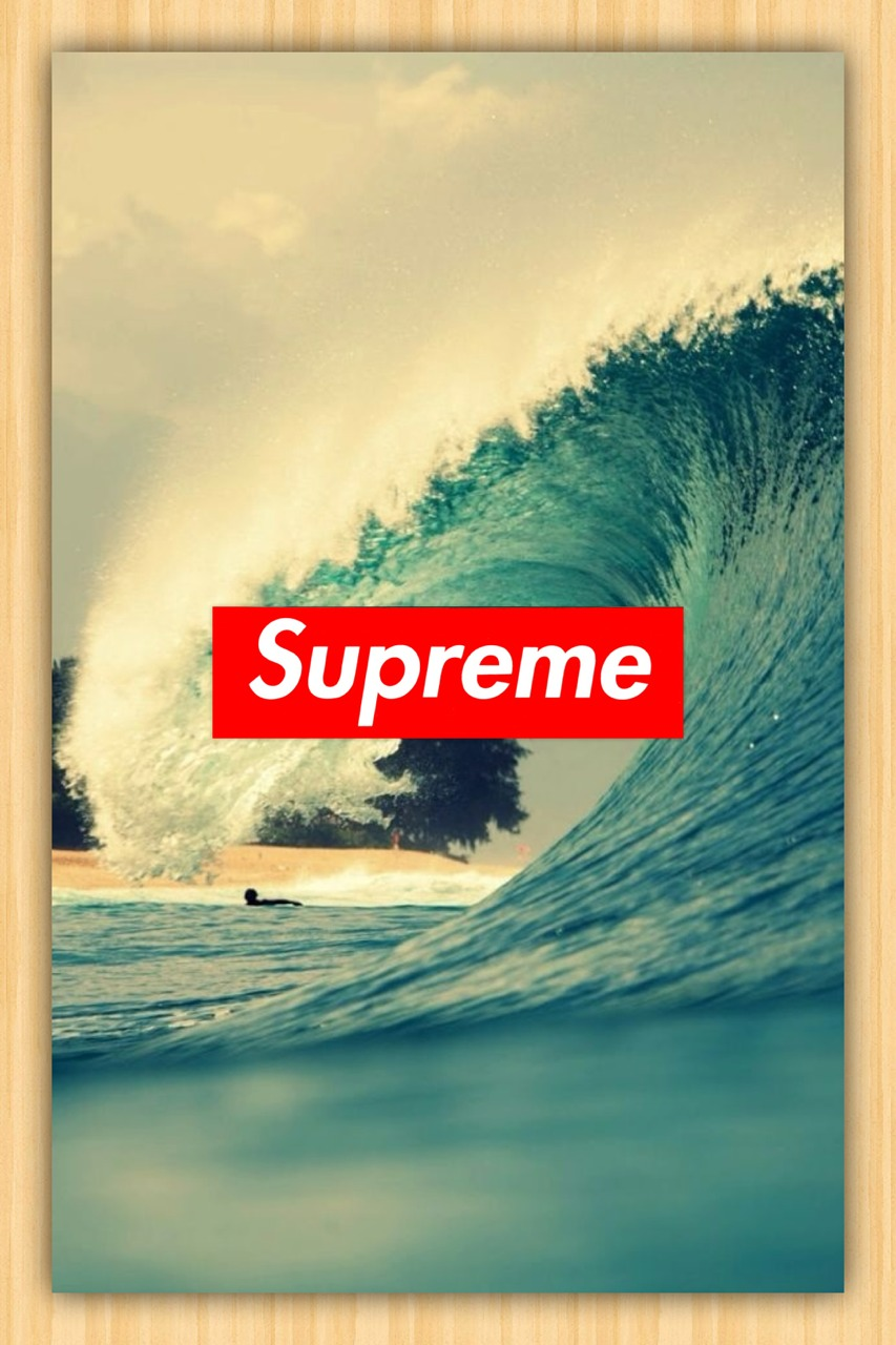 Supreme iPhone5 Wallpapers by The G Paradise   The Ganja 853x1280