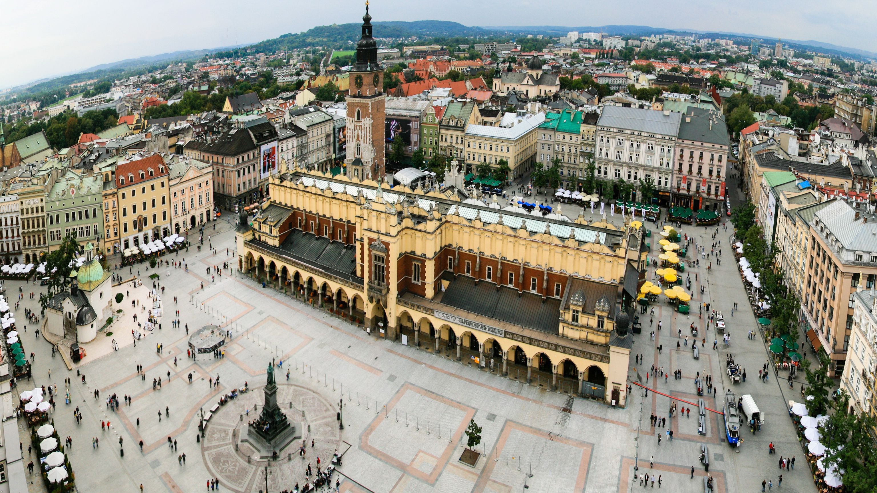 Krakow Wallpapers Images Photos Pictures Backgrounds 3072x1728