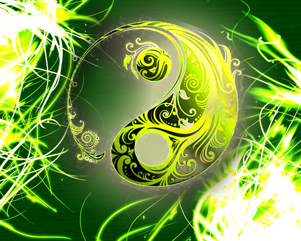 Cool Wallpaper Yin And Yang