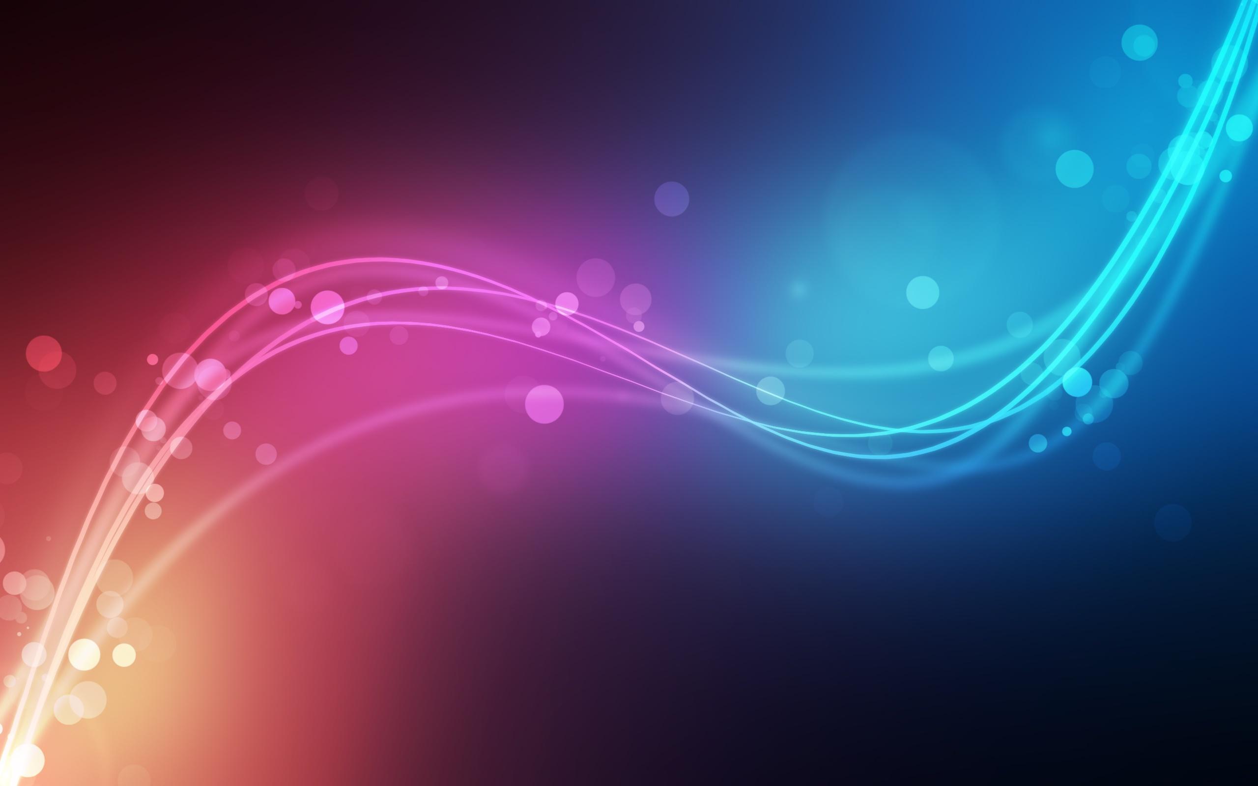 Digital Waves 2560 x 1600 2560x1600
