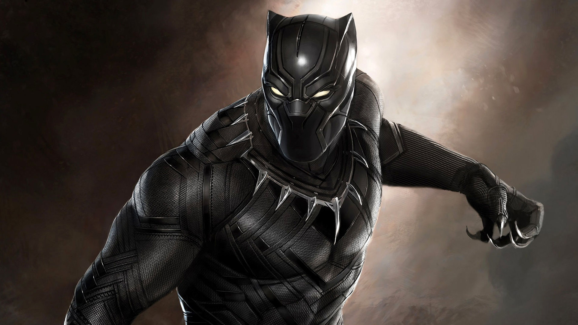 Download Black Panther Wallpaper For iOS 1920x1080