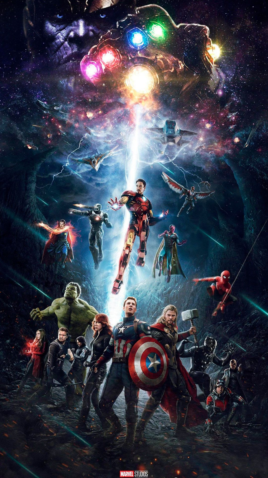 Marvel iPhone XR Wallpapers   Top Marvel iPhone XR 1080x1920