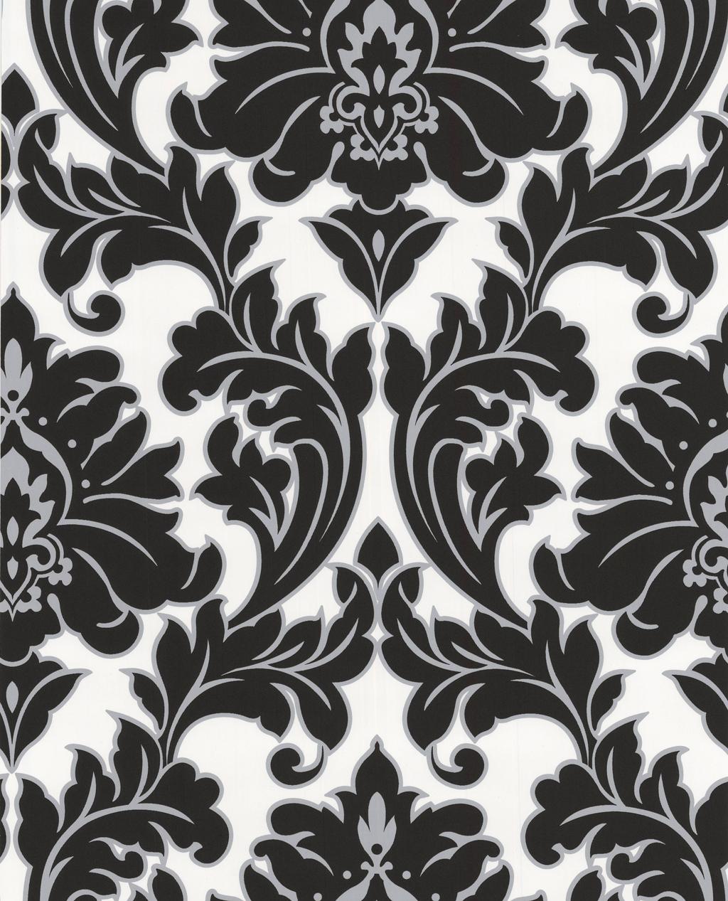 Black White Wallpaper   designer wallcovering   Designer Wallpapers 1024x1267