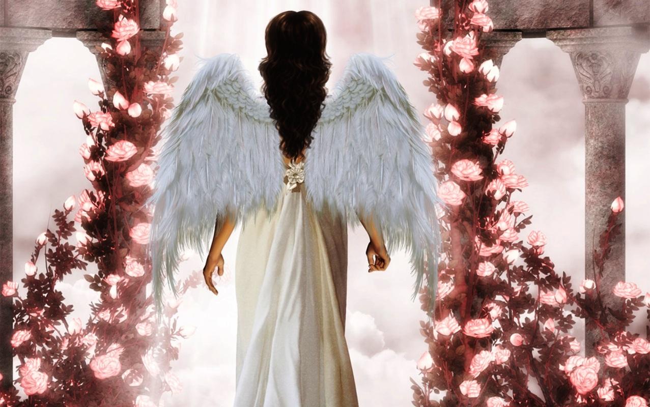 Beautiful Angels 36 Widescreen Wallpaper   Hivewallpapercom 1277x800