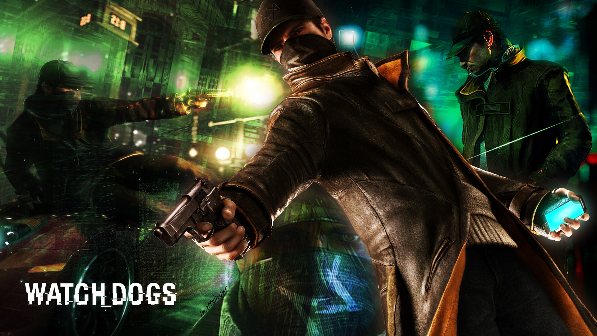 Hack Friends Watch Dogs