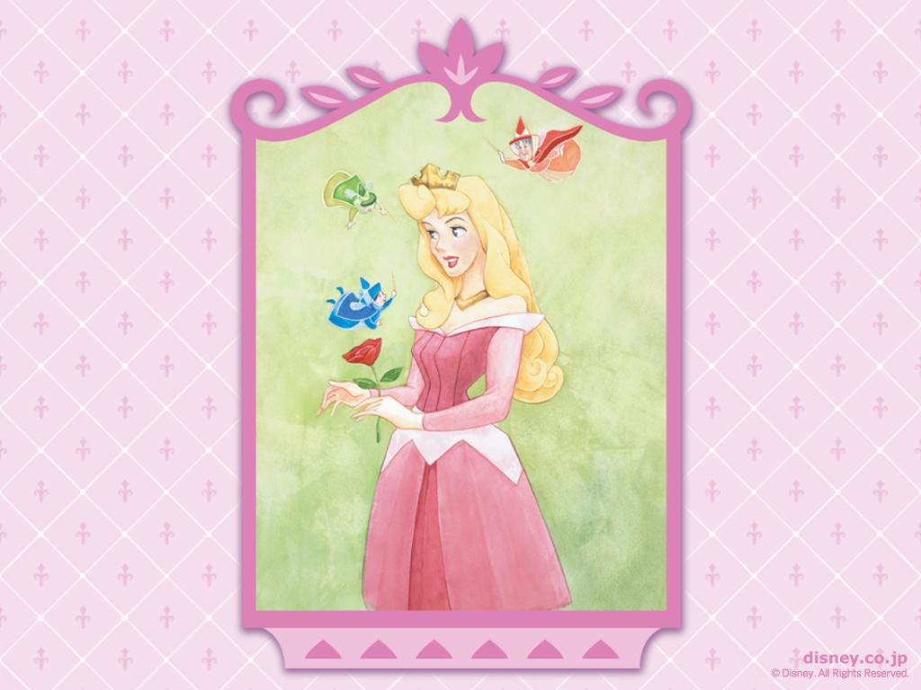 Sleeping Beauty Wallpaper   Sleeping Beauty Wallpaper 6259627 1024x768