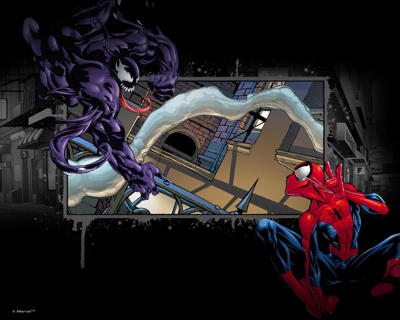 1280x1024px Ultimate Venom Wallpaper Wallpapersafari