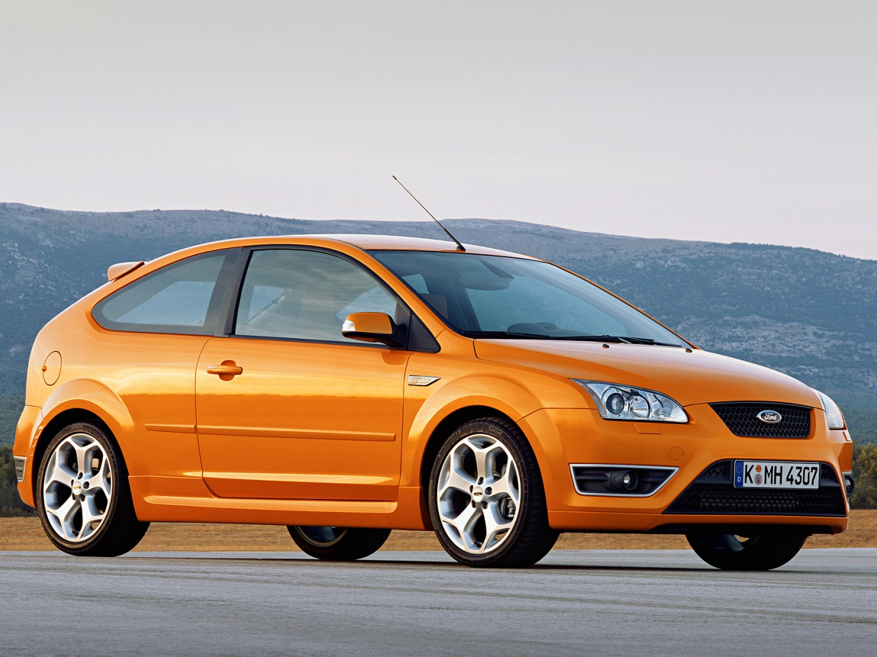 Ford Focus ST 7 wallpapers Ford Focus ST 7 stock photos 1280x960