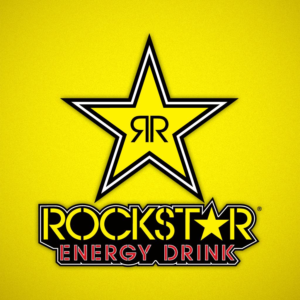 Name 881178 Awesome Rockstar Energy Logo HD Wallpaper Download 1024x1024